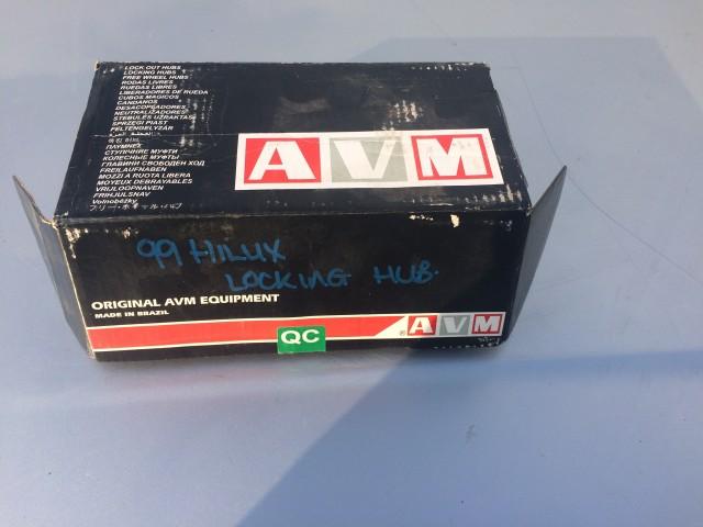 Toyota Hilux locking hub manual kit