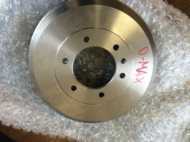 Isuzu D-max Rodeo Rear brake drum