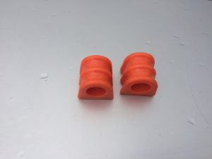 Anti roll bar rubbers