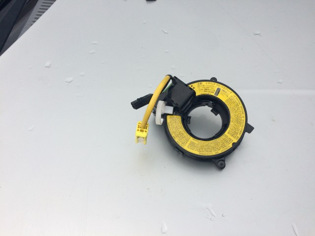 Mitsubishi L200 airbag spiral cable