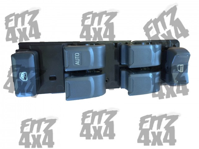 Isuzu D max drivers side window cluster