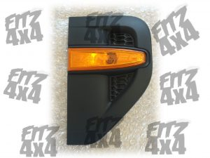 Ford Ranger Repeater wing lamp with surround