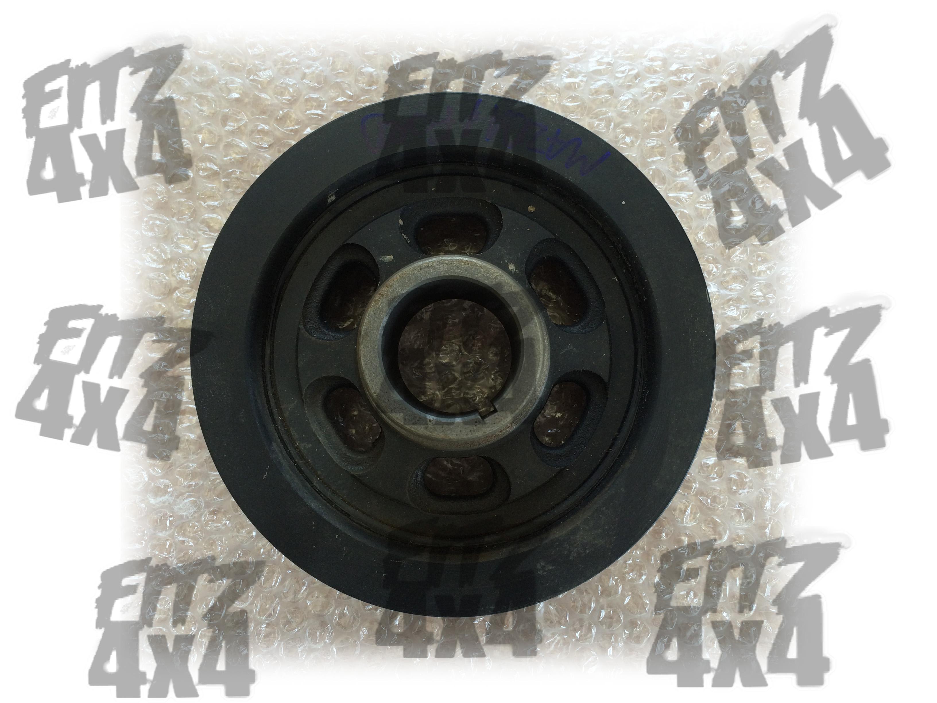 Ford Ranger Crankshaft pulley