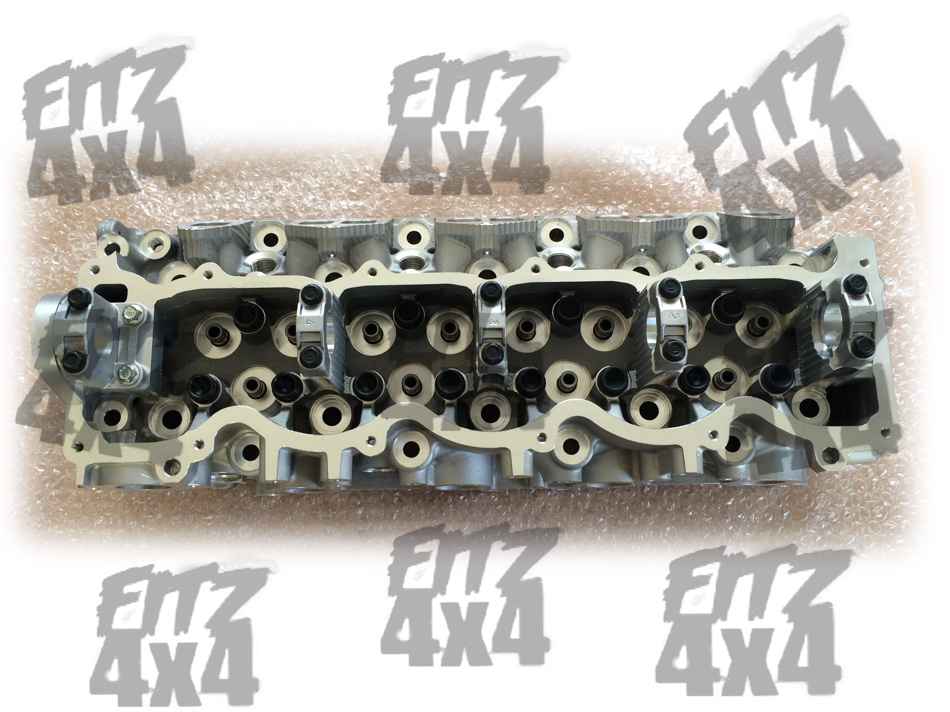 Ford Ranger Cylinder Head