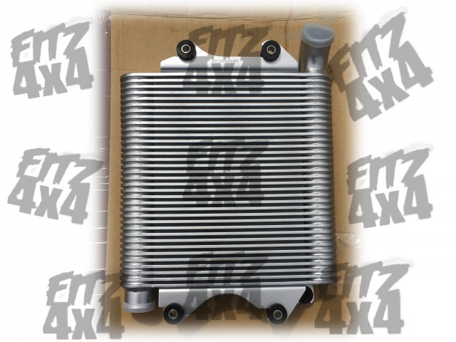 Isuzu D-max 07-12 Intercooler