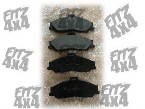 Ford Ranger Front Brake Pads