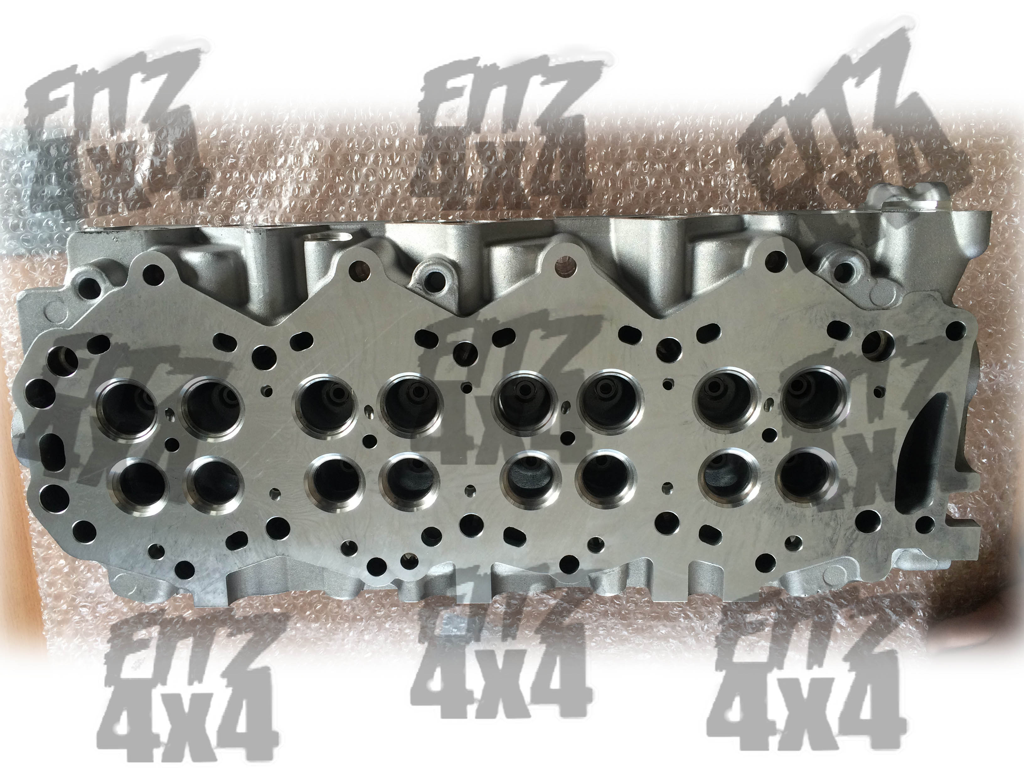 Ford Ranger 01-06 Cylinder Head