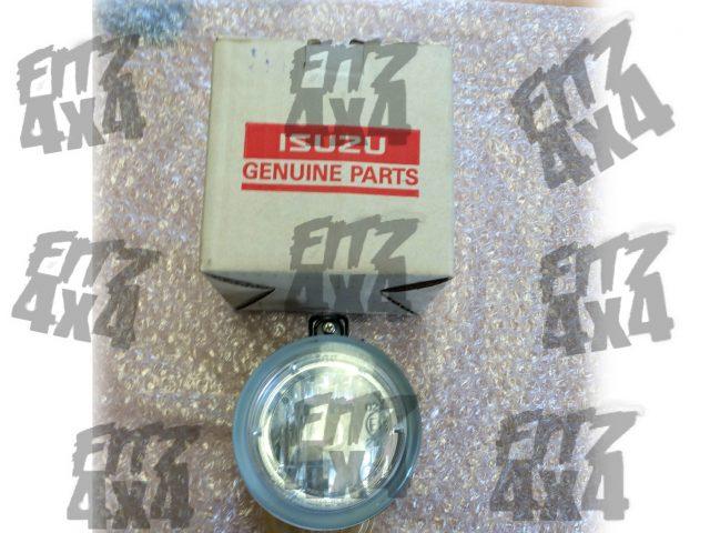 Isuzu D-Max Front Fog Lamp