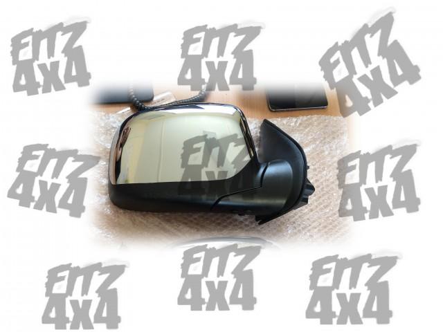 Isuzu Dmax L/H Chrome mirror