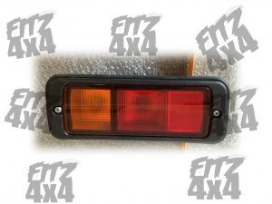 1992-2006 trooper rear left bumper light