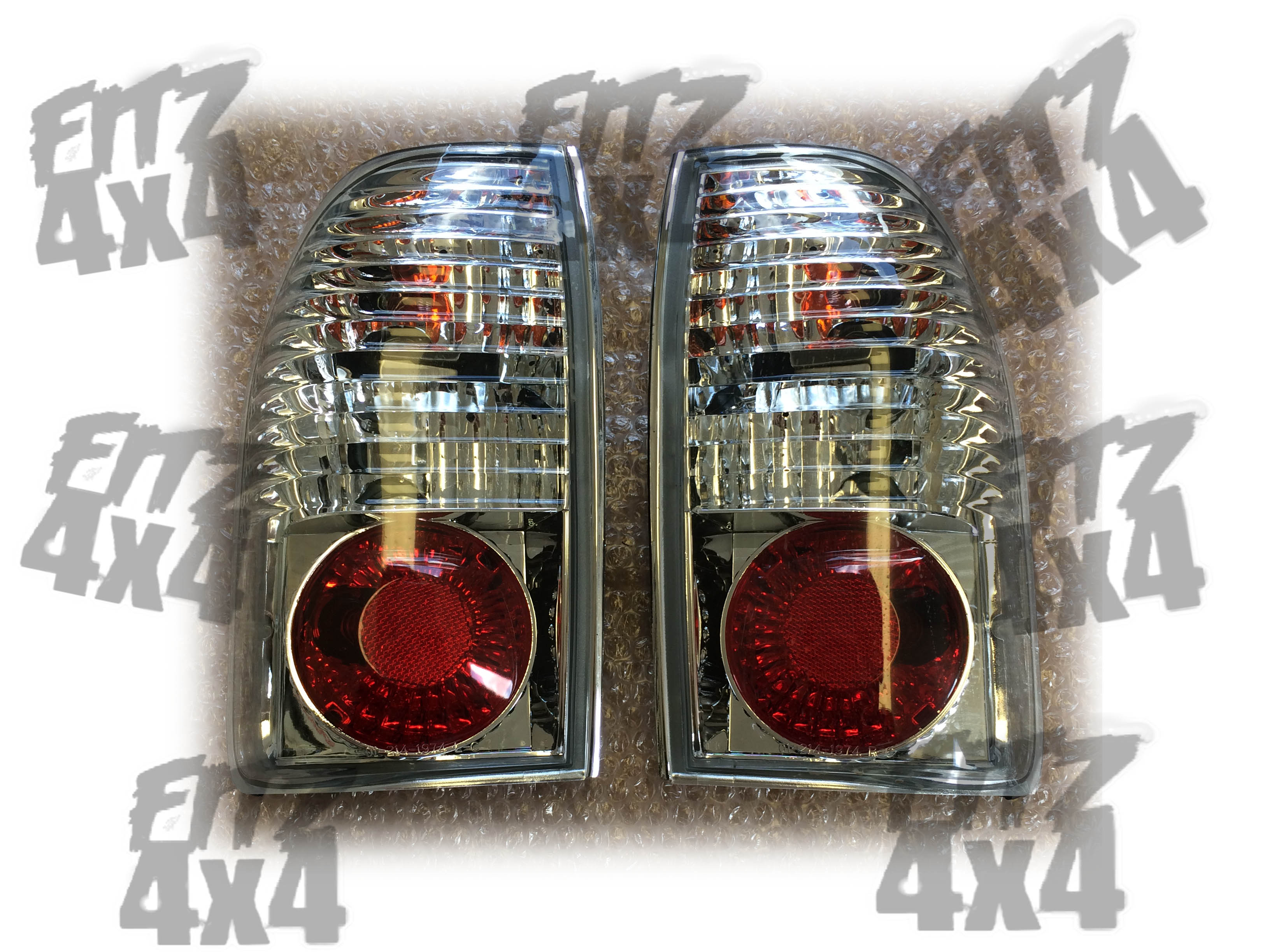 1999-2006 L200 rear tail lights pair