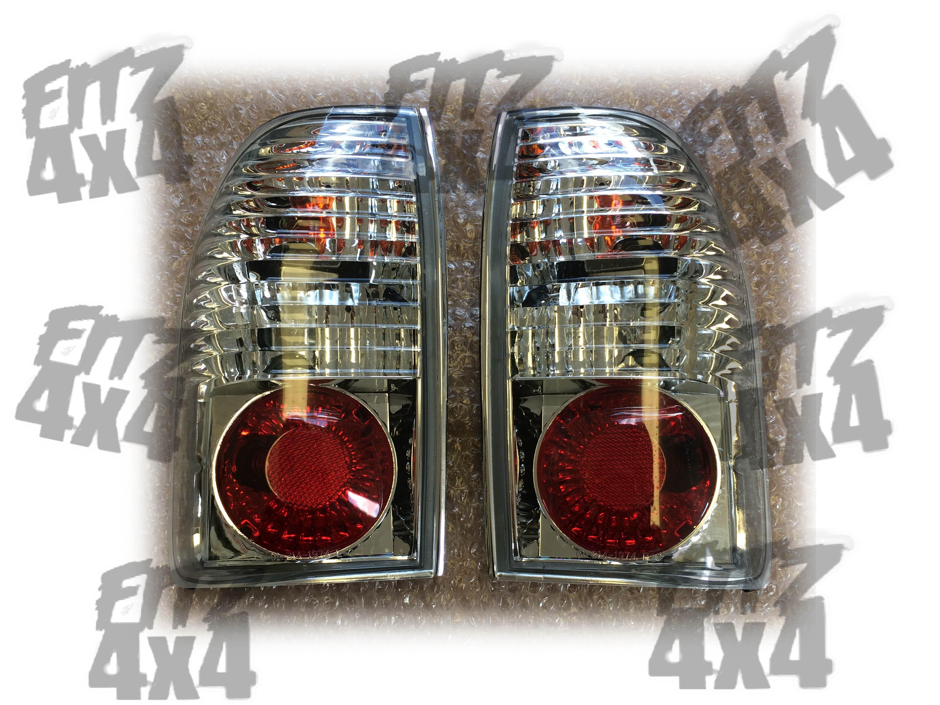 1999-2006 L200 rear tail lights pair