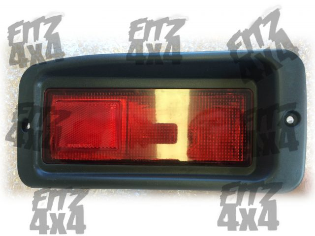 1999-2007 pajero sport rear left bumper light