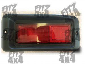 1999-2007 pajero sport rear right bumper light
