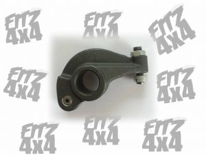 Inlet rocker with adjuster,washer and shim
