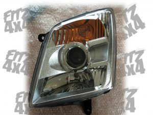 Isuzu D-Max Front Left Headlamp