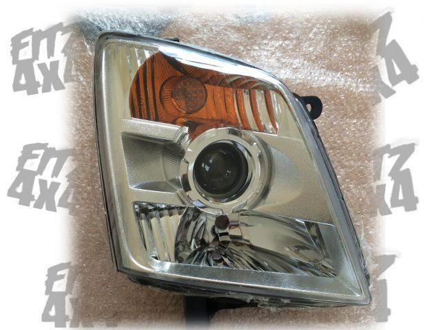 Isuzu D-Max Front Right Headlamp 2007-2012