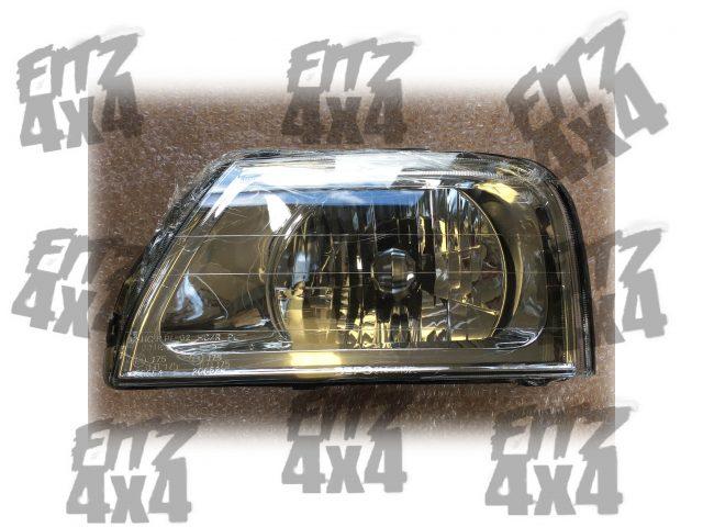 Mitsubishi L200 front left headlamp