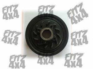 Mitsubishi crankshaft pulley