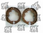 TOYOTA LANDCRUISER REAR BRAKE SHOES