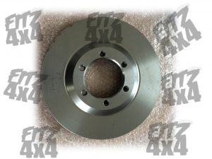 Isuzu Trooper Front Disc