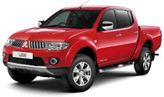 L200 2006 to 2014