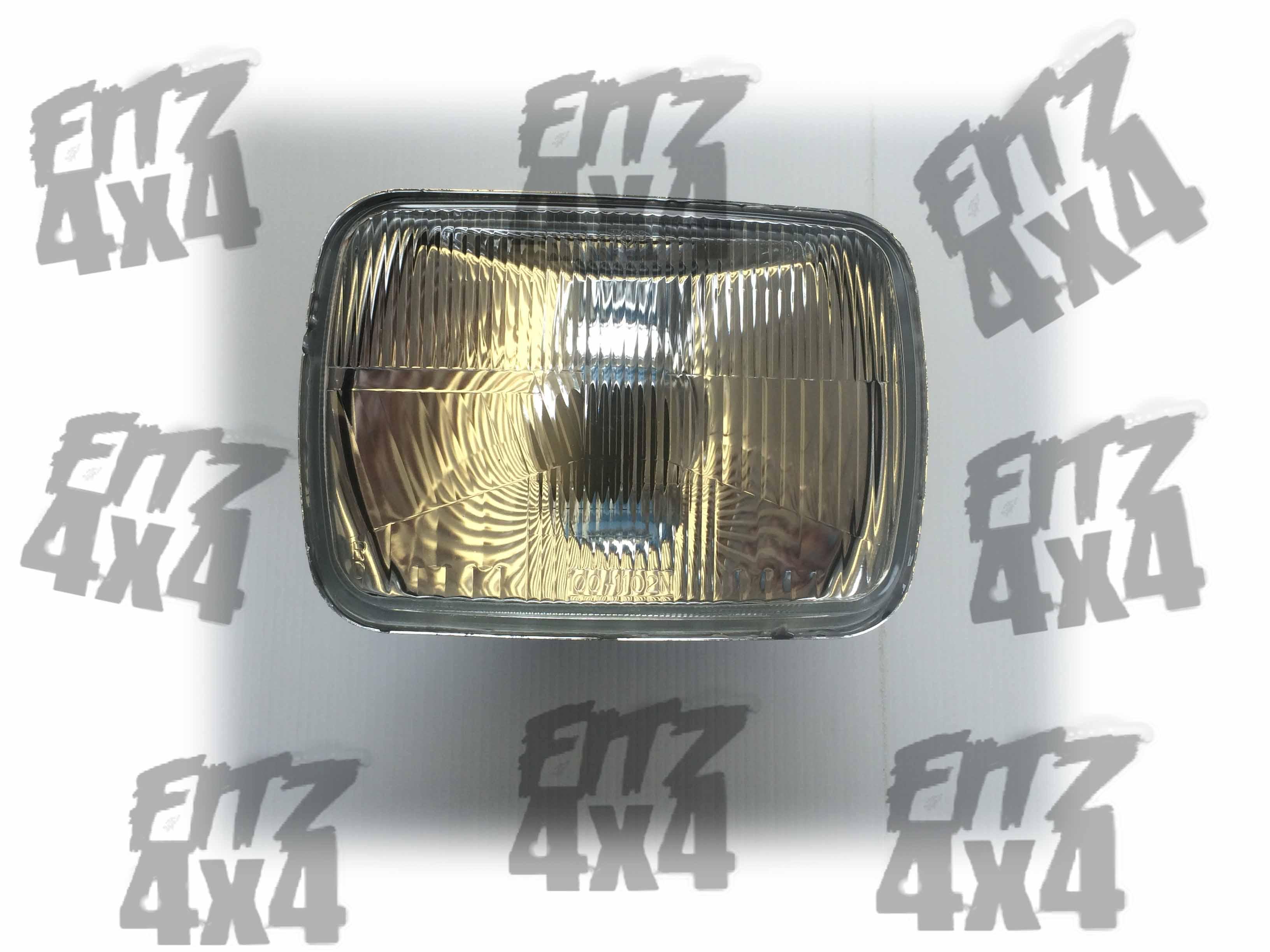 Isuzu Tfs Headlamp