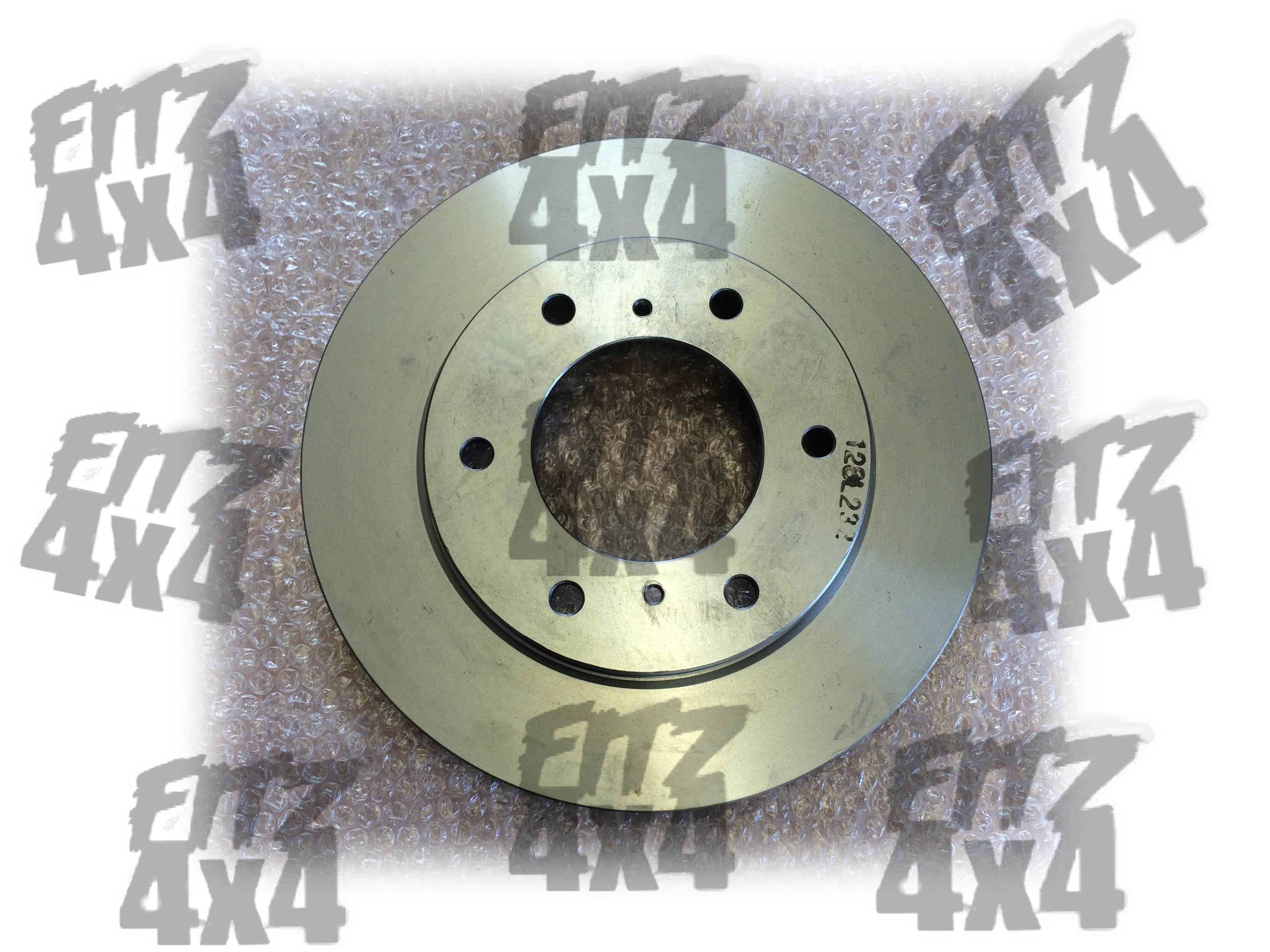 Mitsubishi L200 Front Brake Disc