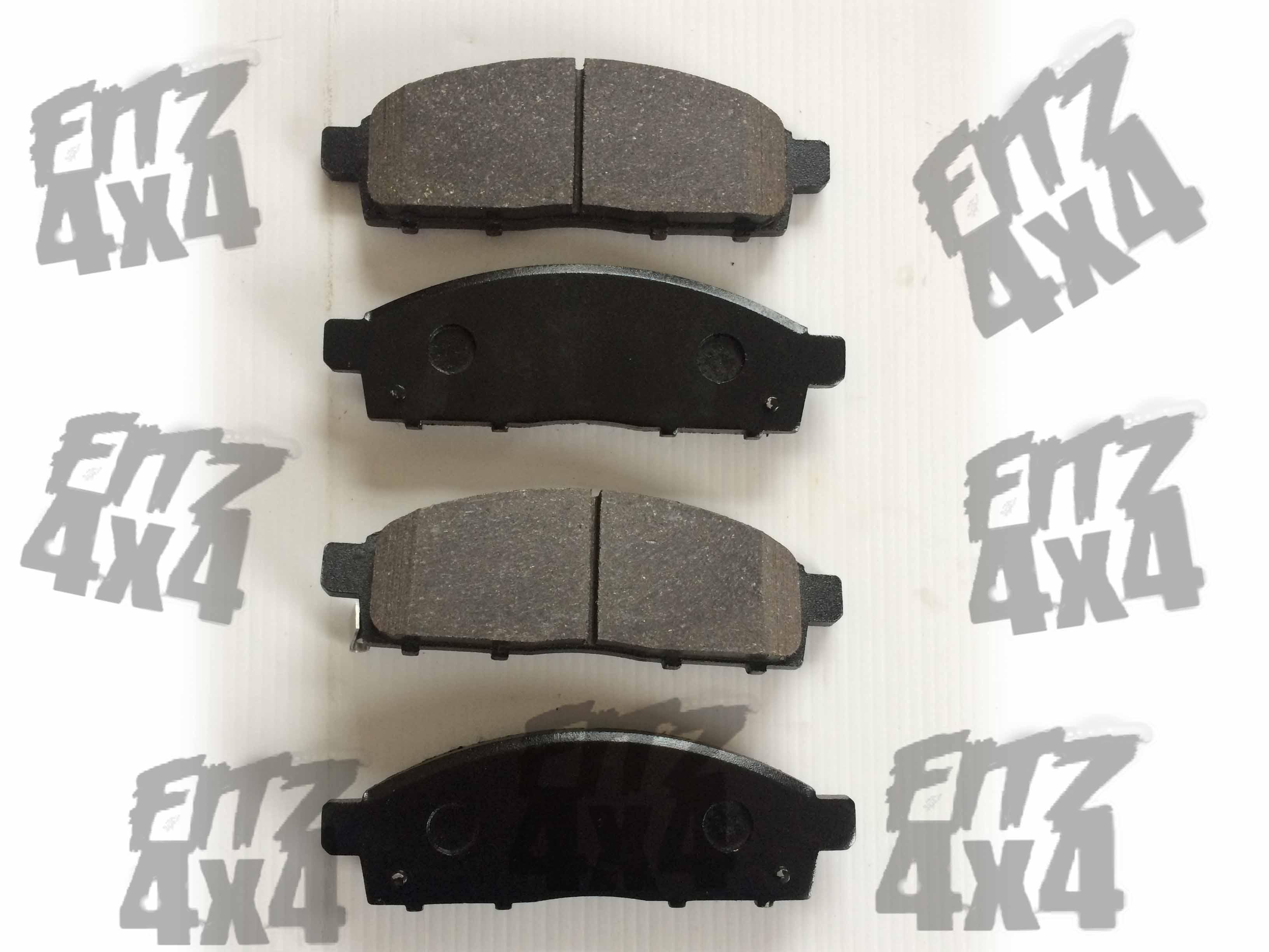 Mitsubishi L200 Front Brake Pads