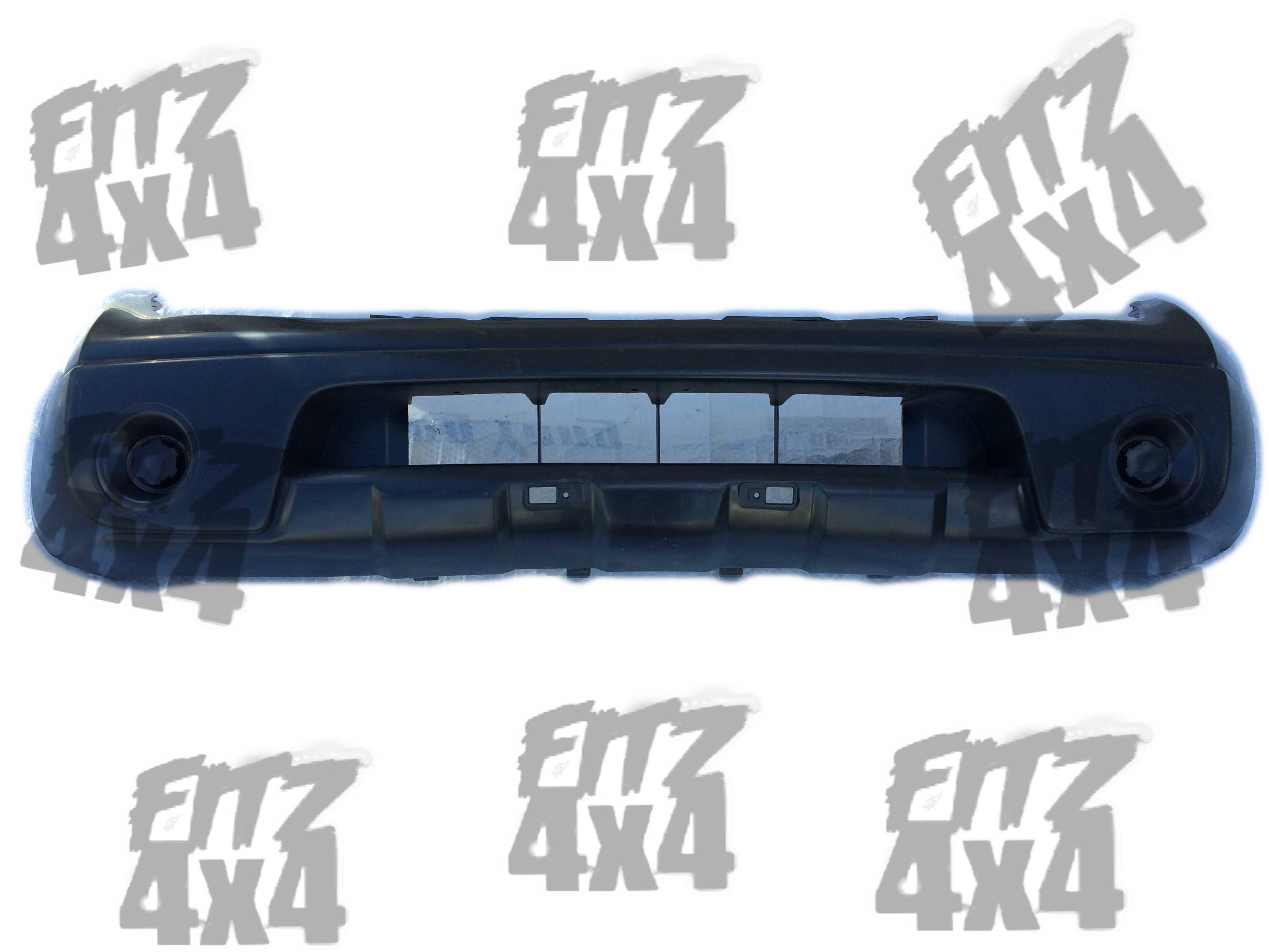 Nissan Navara Front Bumper