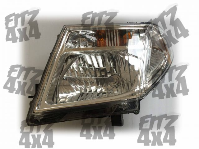 Nissan Navara Front left Headlamp