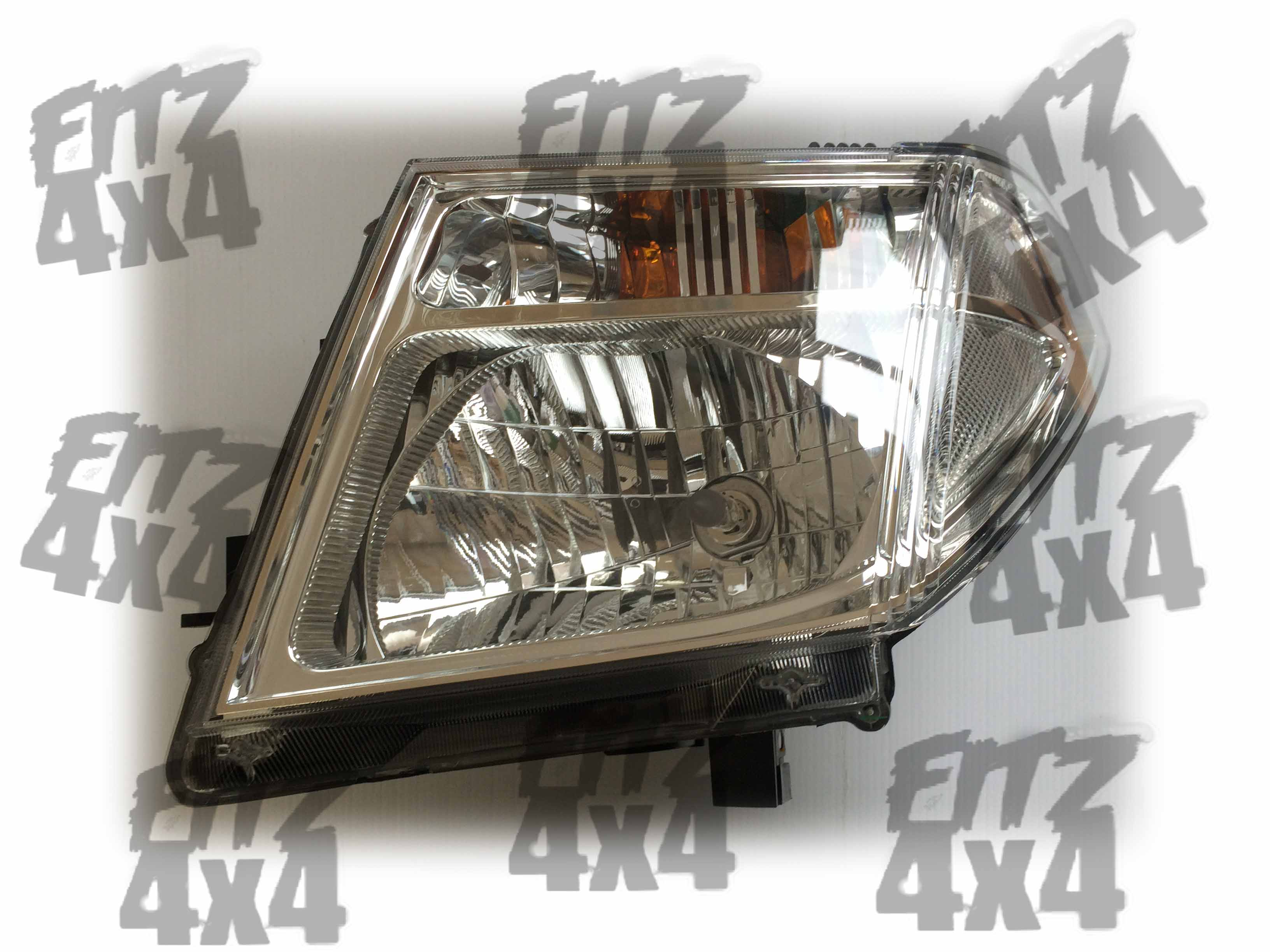 Nissan Navara Front left Headlamp