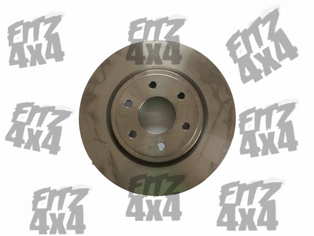 Nissan Pathfinder Front Brake Disc 17 inch