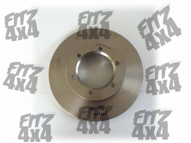 Toyota Hilux 01-05 Front Brake Disc