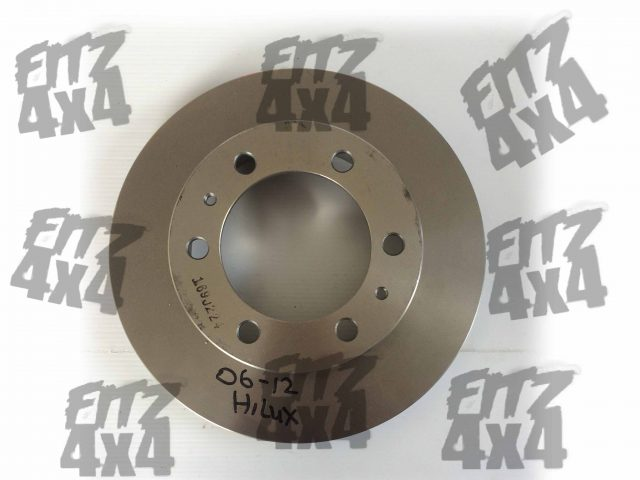 Toyota Hilux Front Brake Disc
