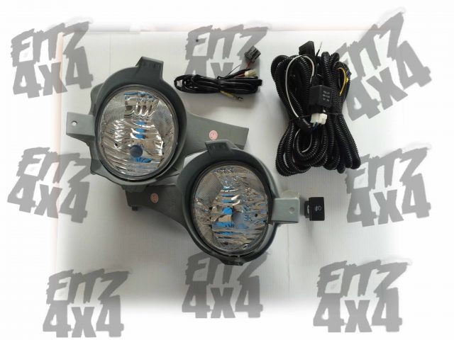 Toyota Hilux Front Fog Light Kit