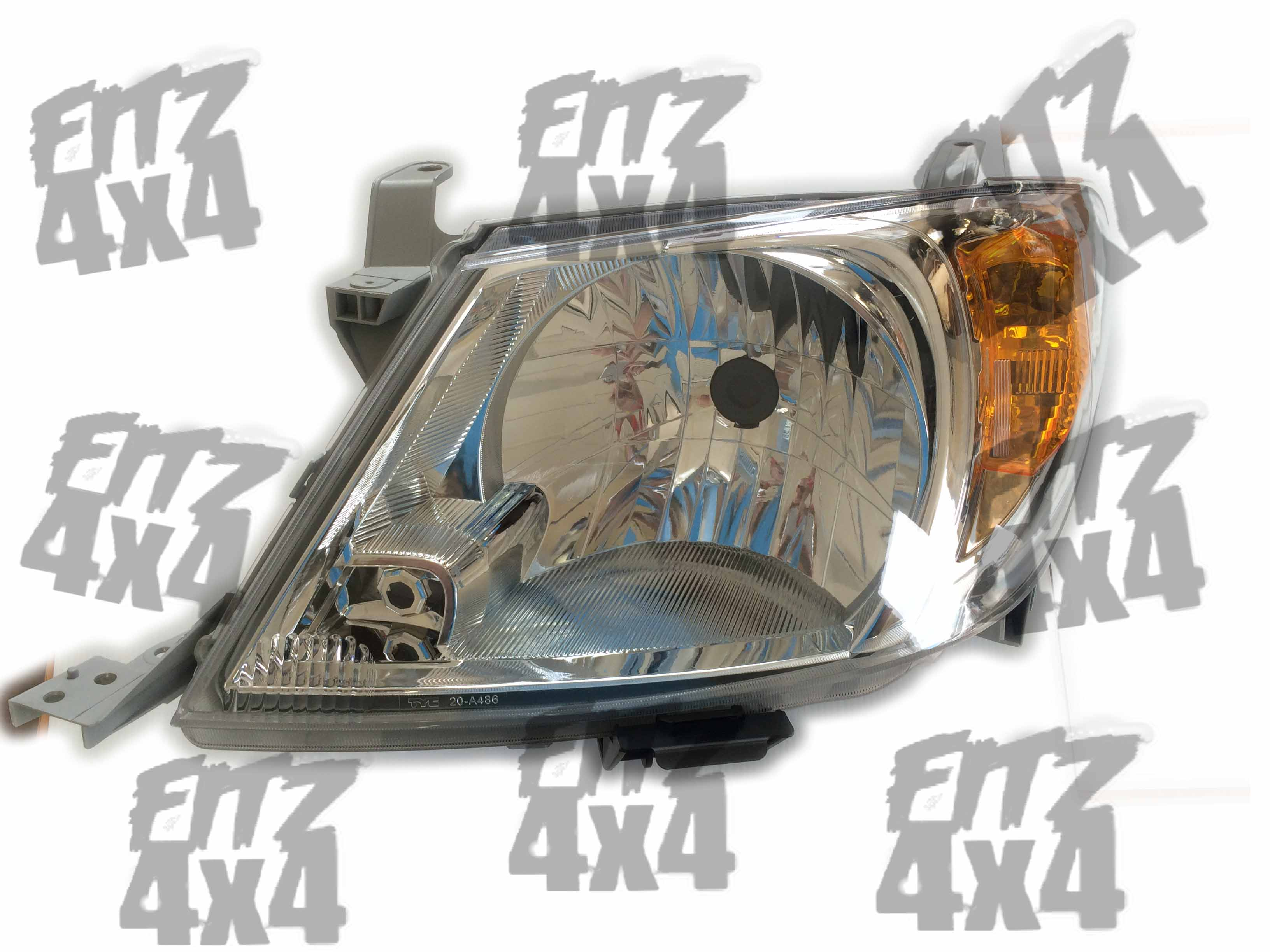 Toyota Hilux Front Left Headlamp