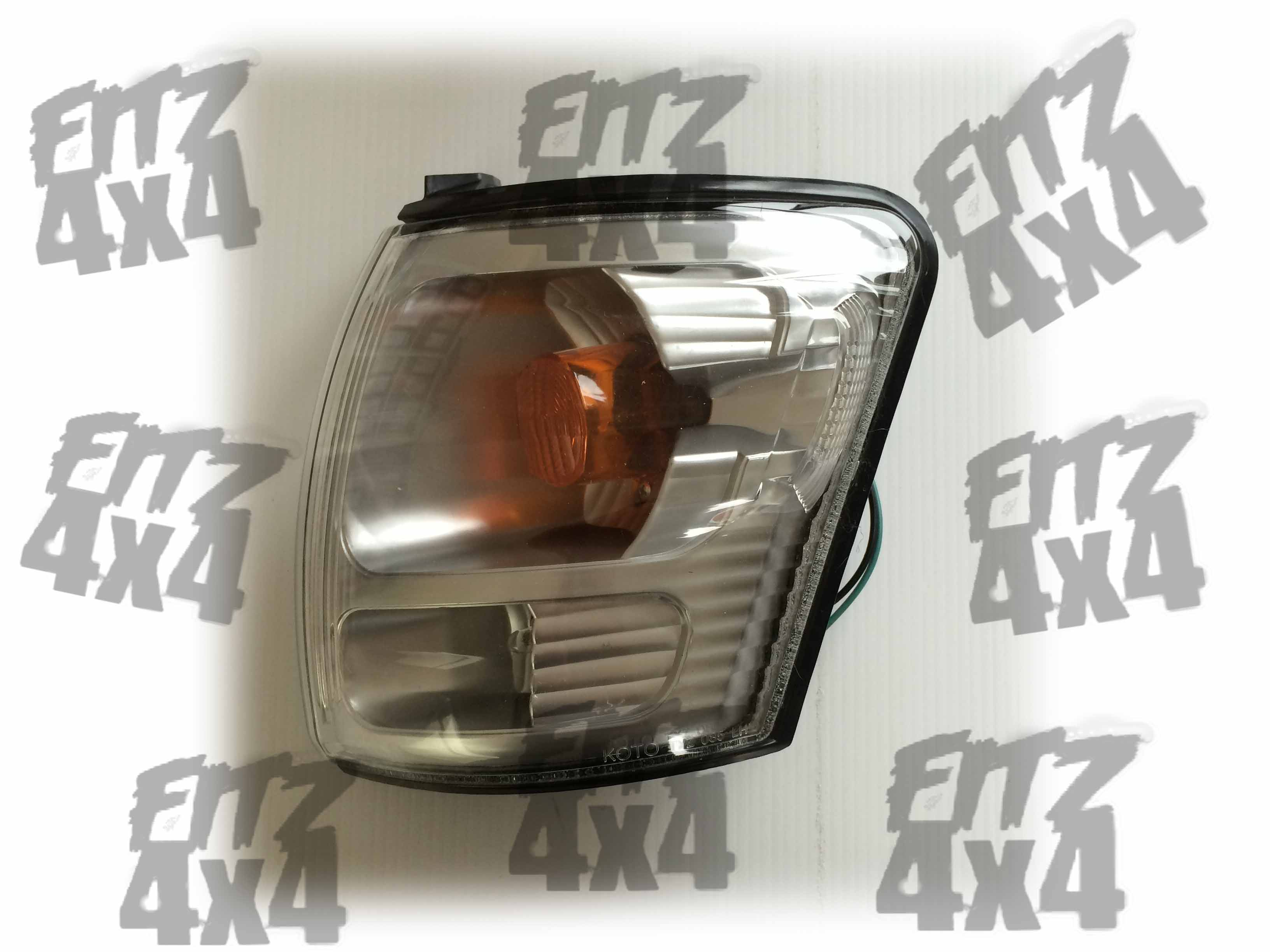 Toyota Hilux Front Left Indicator Light