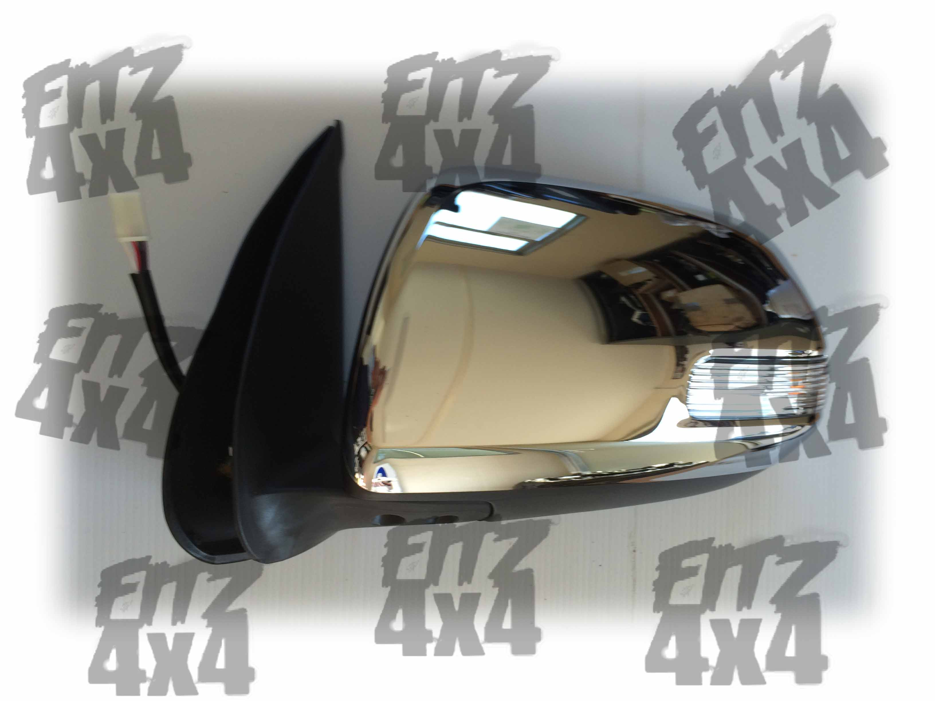 Toyota Hilux Front Left Mirror