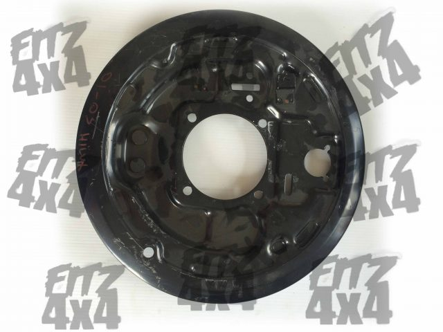 Toyota Hilux Rear Left Drum Backing Plate