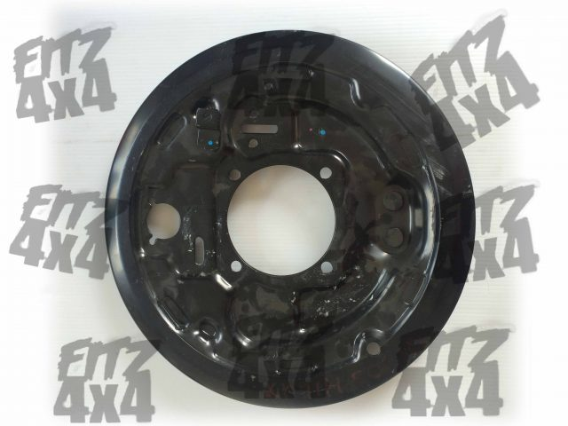 Toyota Hilux Rear Right Drum Backing Plate