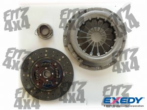 Toyota Landcruiser Clutch kit