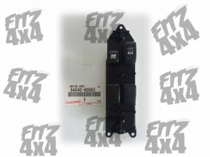 Toyota Landcruiser Drivers Door Window Switch (2)