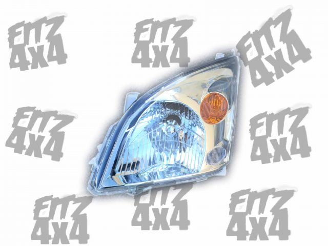 Toyota Landcruiser 03-08 Front Left Headlamp