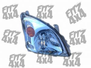 Toyota Landcruiser Front Right Headlamp