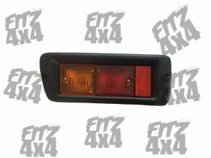 Toyota Landcruiser Rear Left Bumper Light