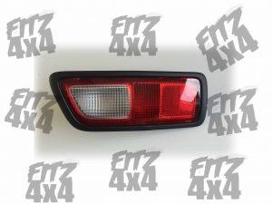 Toyota Landcruiser Rear Left Bumper Light