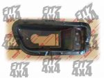 Toyota Landcruiser Rear Left Bumper Light Bracket