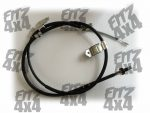 Toyota Landcruiser Rear Left Handbrake Cable