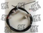 Toyota Landcruiser Rear Left Handbrake Cable SWB